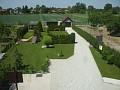 Vila Adria - Pohľad do dvora